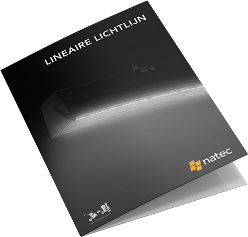 lineaire lichtlijn brochure led verlichting