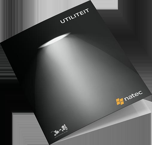 utiliteit brochure led verlichting