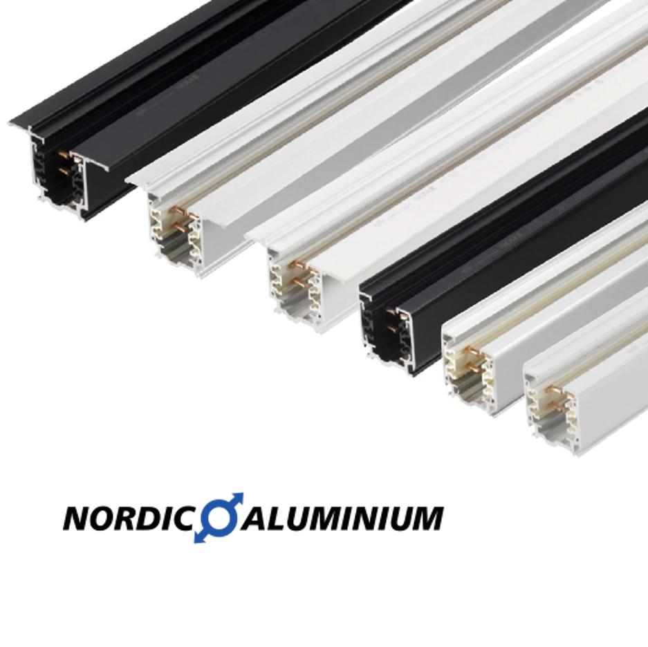 Nordic Aluminium faserail
