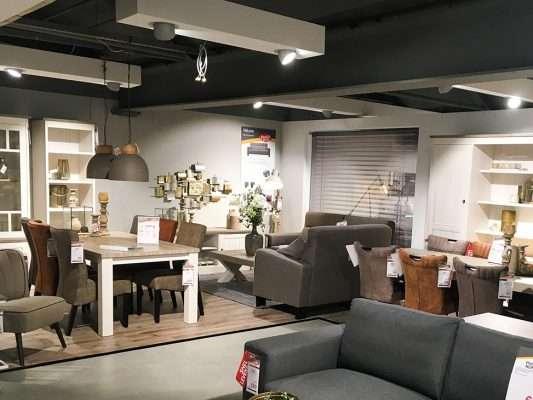 Woonwinkel Profijt Meubel te Utrecht