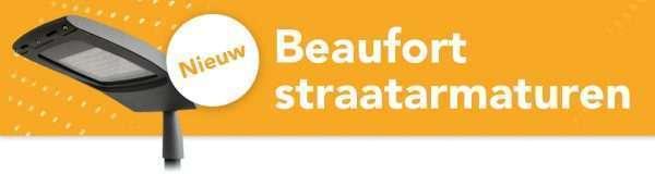Nieuw straatarmatuur: Beaufort Series