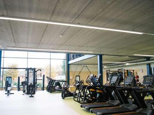 Sportcentrum Formupgrade te Arnhem Zuid