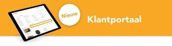 Ons klantportaal is live!