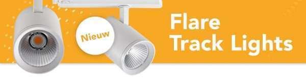 Nieuw: Flare Track Lights